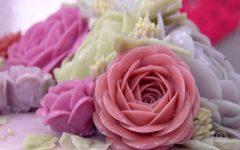 Flower Cake – Flor de Manteiga do Mais Você 13/10/17 – Receita de Confeitaria na Ana Maria Braga