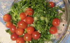 Salada de Almeirão com Tomate Cereja – Vitaminas do Almeirão e Uso Medicinal