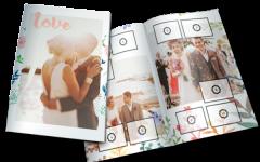 Álbum de Figurinhas Personalizado: Monte com as suas Fotos, Preço