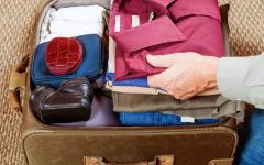 O que Levar para uma Viagem: Como Fazer as Malas, Lista para se Organizar